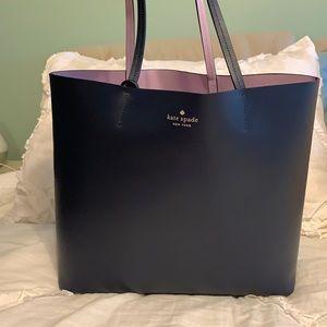 Kate Spade Navy Tote Bag